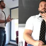 profesor sexy